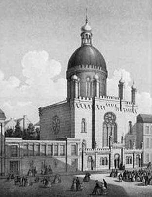 Синагога на Glockengasse
