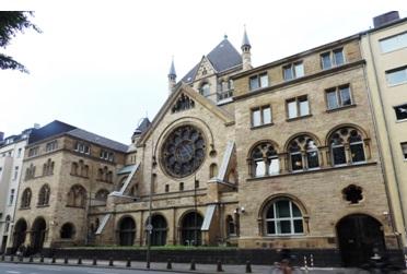 Главная синагога Кёльна на Roonstraße