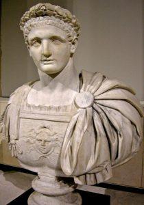 Бюст Домициана (Лувр)