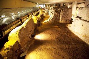 Руины кёльнского претория