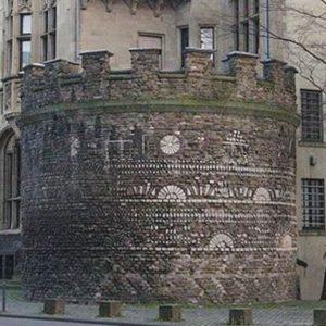 Римская башня в Кёльне