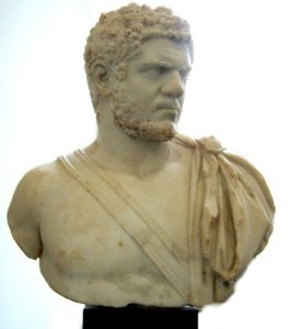 Бюст императора Каракаллы
