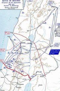 Сражение при Мегиддо
