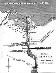 План наступление турок