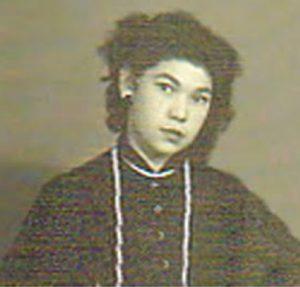 Берта. Послевоенное фото