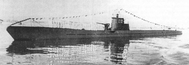 Подводная лодка «С-32»
