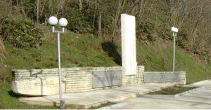 Памятник в Севастополе