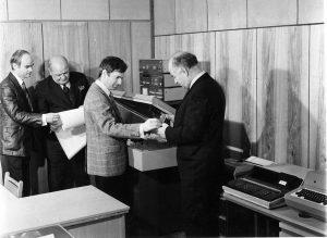 В.А. Беляков, А.С. Кауфман, И.К. Табаровский, Э.Ю. Элькинд (1970-ые гг.)