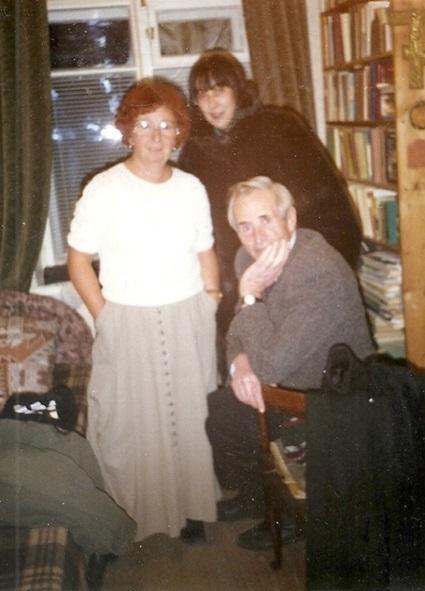 С Милой и Аликом