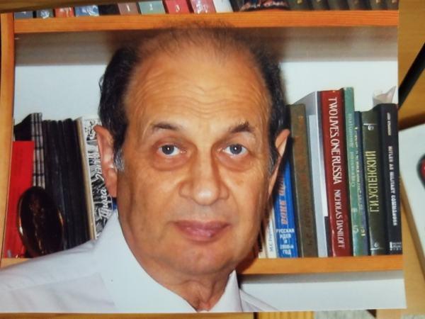Семен Ефимович Резник