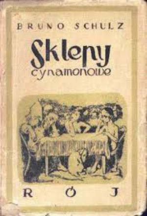 Первое издание книги Б.Шульца «Коричные лавки» (Sklepy cynamonowe)