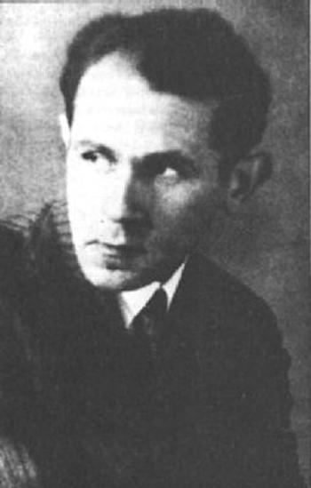 Шульц в 30-е годы