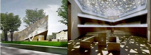 Кобленц. Проект синагоги