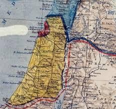 Фрагмент карты Соглашения