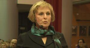 Выступление Руты Ванагайте на третьем заседании Интеллектуального клуба Светланы Алексиевич