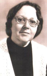 Софья Шапошникова