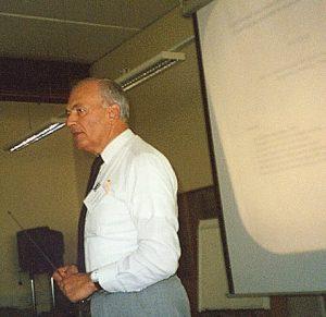 Профессор Ежи Найaр (Jerzy Najar, 1936 – 2016)