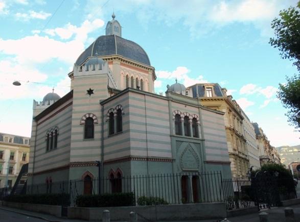 Grande Synagogue Beth Yaakov, Geneva