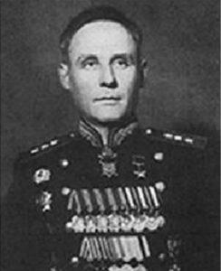Генерал-полковник Леонтий Котляр