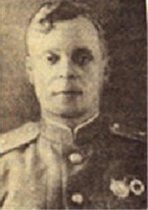 Генерал-майор Борис Теплинский
