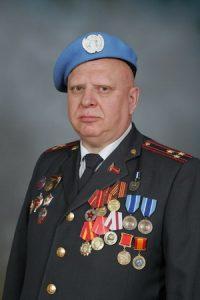 Полковник в отставке Леонид Зеличенко