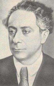 Профессор Феликс Исидорович Франкль