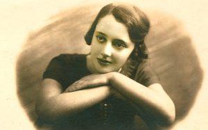 Лея Гольдберг, 16 лет