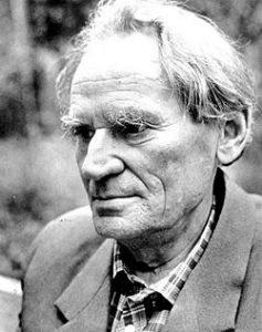Борис Алексеевич Чичибабин (1923 - 1994)