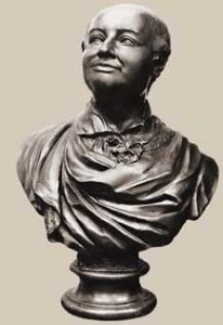 Ф.И. Шубин. Бюст М.В. Ломоносова (1711-1765)