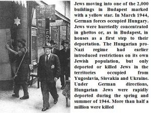 Евреи Будапешта