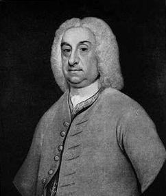 Moses Hart, 1675-1756