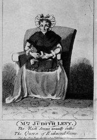 Judith Levy, 1706-1803