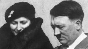 Гитлер и Винифред Вагнер