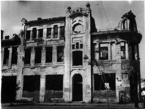 Гимназия Ратнера после войны