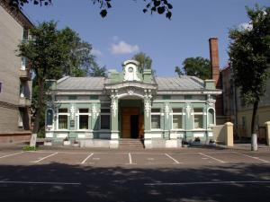 Бывший дом врача Наума Ильича Александрова (фото 2008 года)