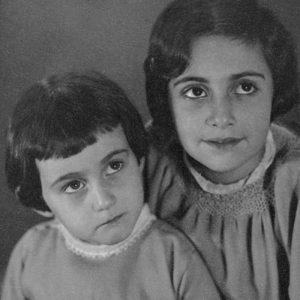 Марго и Анна, 1933 год