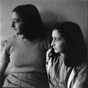 Анна и Марго, 1941 год
