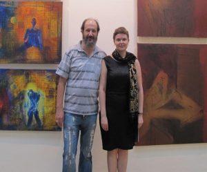 Выставка «Округлая» Куратор: Катя Тув, 2012