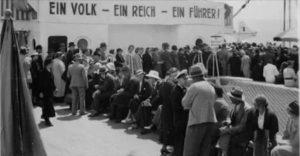 30-е гг., Хайфа. Немецкое землячество