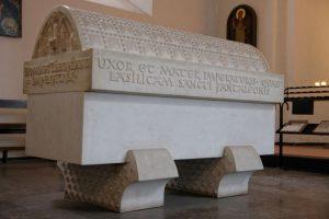 Саркофаг императрицы Феофано (церковь св. Пантелеймона, Кёльн)