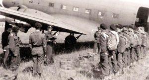 Израильские десантники в Чехословакии. 1948