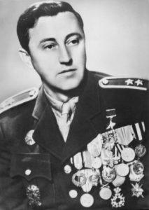 Командир «Бригады Чехит» подполковник Антонин Сохор. Убит в результате покушения в 1950г.
