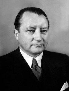 Министр иностранных дел Чехословакии Владимир Клементис. Казнен по приказу Сталина «за поддержку сионистов» в 1952