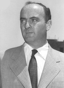 Израильский резидент в Чехословакии Эхуд Авриэль