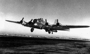 Бомбардировщик B-17G
