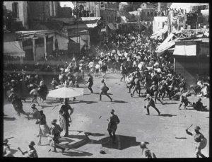 """Беспорядки в Яфо во время """"арабского восстания 1936-39 гг"""""""