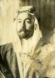 Абдалла Первый, король Трансиордании