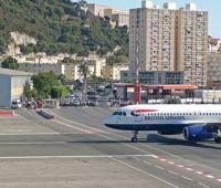 Гибралтар. Аэродром. «На взлёт»
