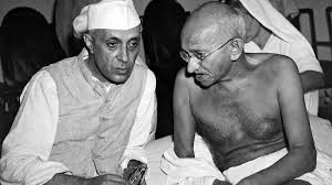 Ганди и Неру