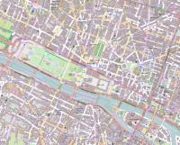 Точка на карте Парижа
